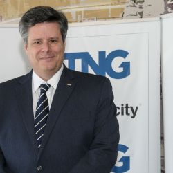 Federico Ovejero, vicepresidente de General Motors Argentina. | Foto:Juan Ferrari