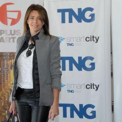 Mariana Galante, ex directora de la Fundación Banco Ciudad. | Foto:Juan Ferrari