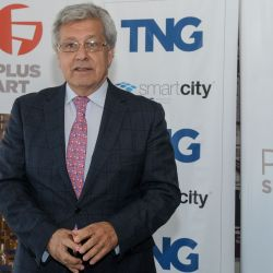 Eduardo Reina, consultor y columnista de Perfil. | Foto:Juan Ferrari
