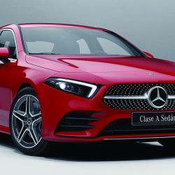 Nuevo Mercedes-Benz Clase A Sedán.