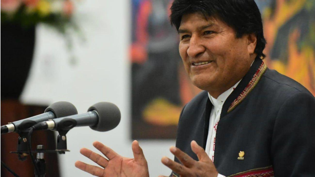 Bolivia: El Tribunal Supremo dio ganador a Evo Morales