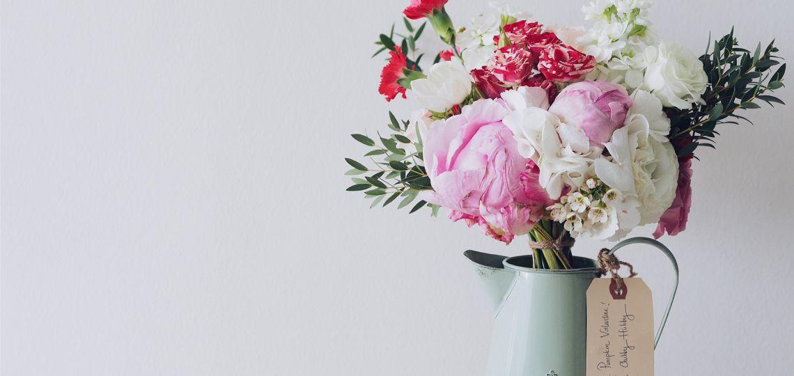 Consejos para que tus ramos de flores duren más tiempo