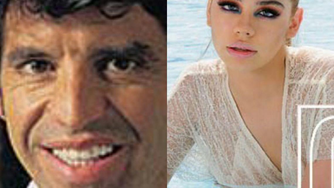 Reapareció Ricardo Biasotti, ex de Andrea del Boca, y confirmó que quiere recuperar a su hija