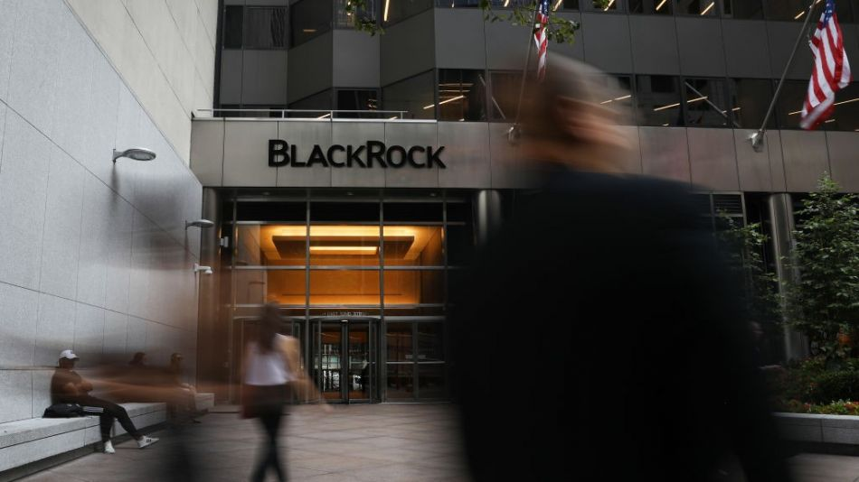 BlackRock Inc. Headquarters Ahead Of Earnings Figures