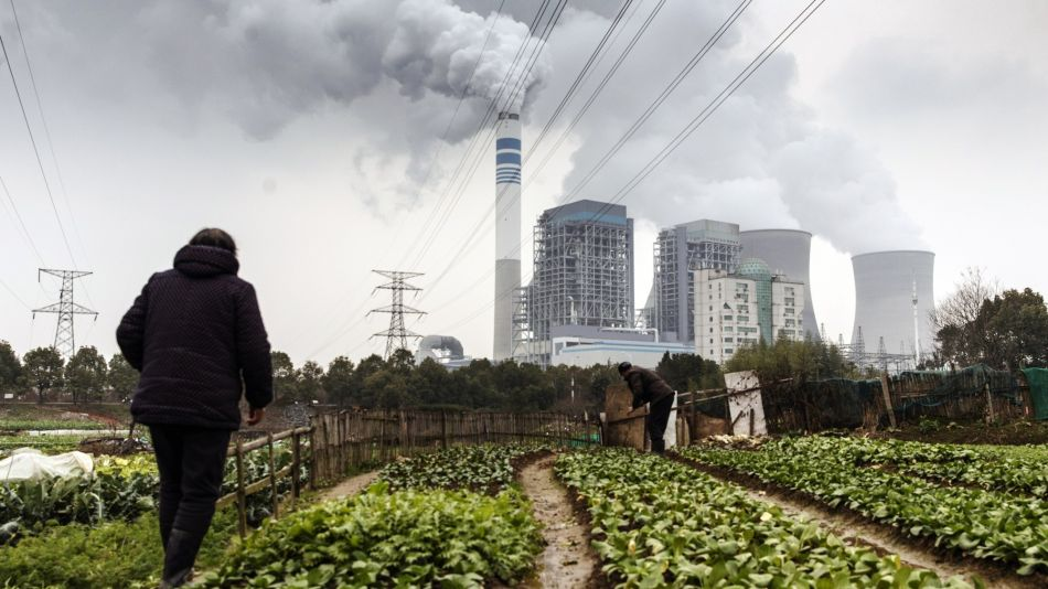 Construction And Coal Power Generation As China's Economy Expands At Weakest Pace Since 2009