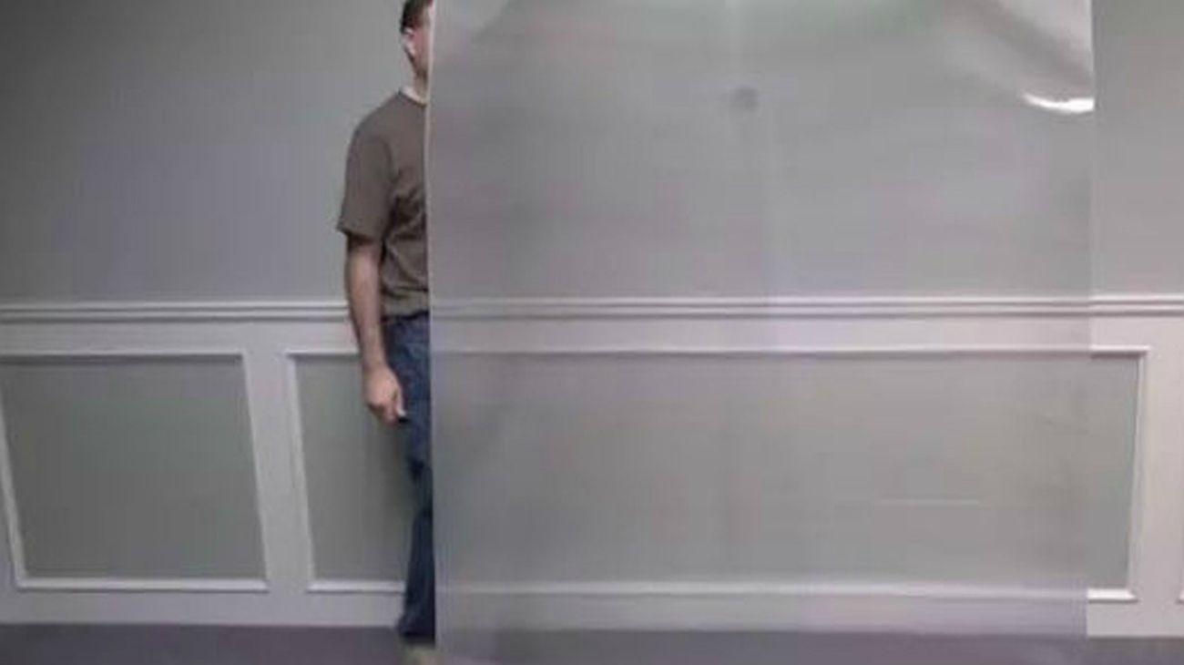 La capa que hace invisible a las personas y los objetos ya es una realidad