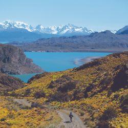 En busca del lago San Martín por caminos poco transitados, nos sumergimos en zonas vírgenes de la Patagonia Austral.