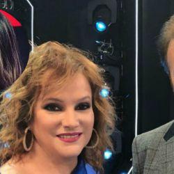 Cinthia Fernández y los Pimpinela