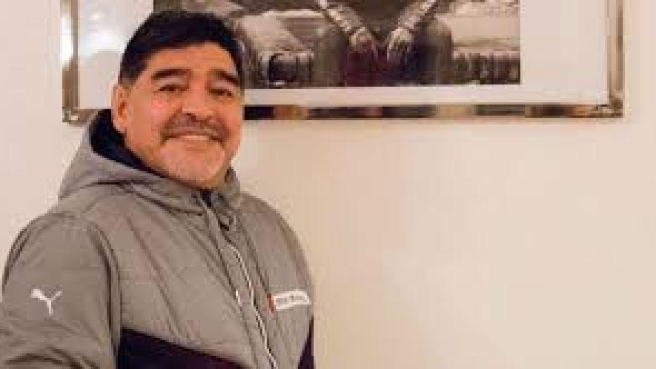 Diego Armando Maradona | Foto:Cedoc