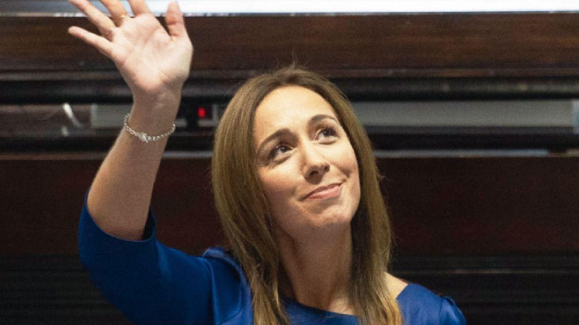 El gobierno de Vidal le reperfiló una deuda al Banco Provincia