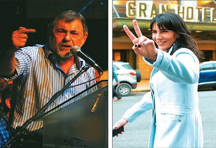 Caserio y Natalia de la Sota, la disputa por ser referente de Alberto F. en Córdoba