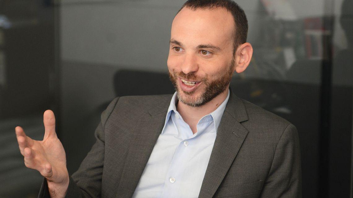 Exclusive interview with Seth Stephens-Davidowitz.
