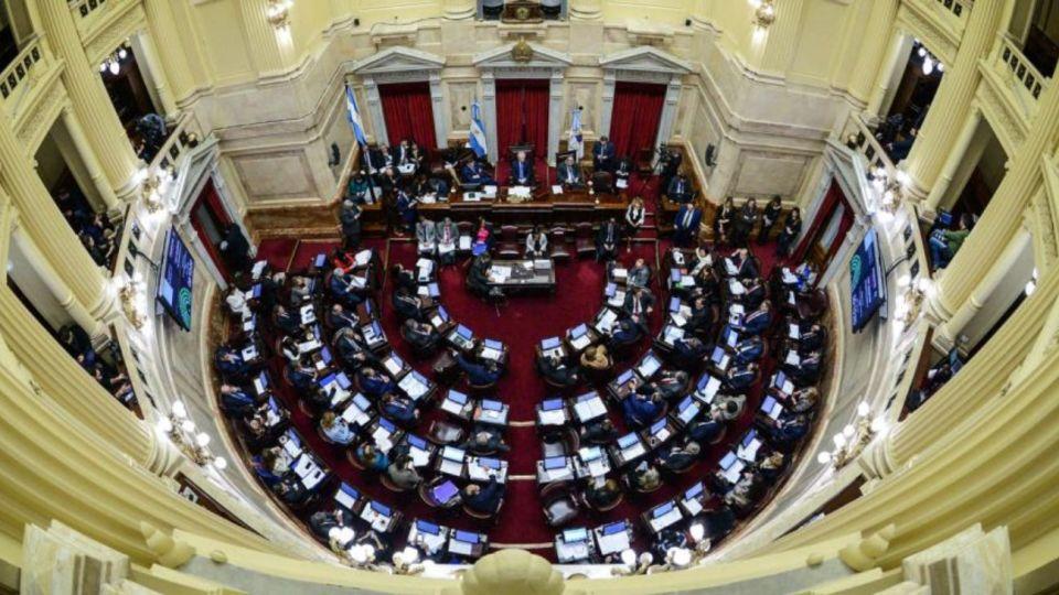 Imagen ilustrativa. La unidad del Frente de Todos le garantizaría a Alberto Fernández, de ser electo, tener bloques de 136 diputados y 43 senadores.