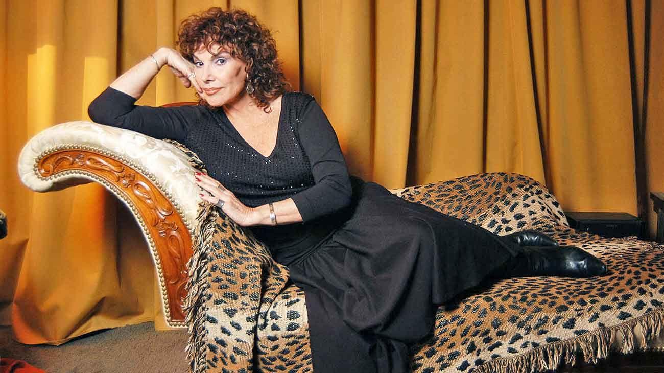 Premiada. En marzo recibió un reconocimiento a la trayectoria en la Asociación Argentina de Actores.