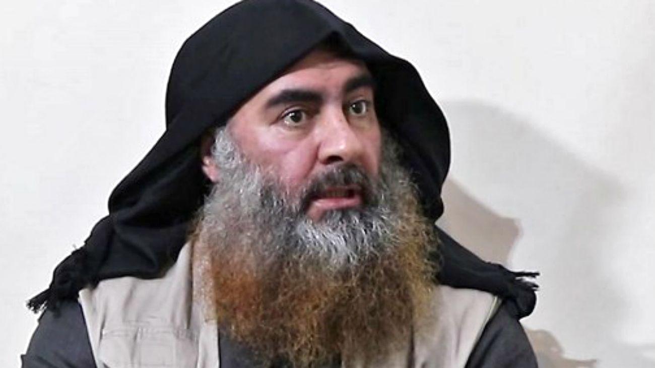 Rodeado por fuerzas estadounidenses, el líder de EI se suicidó en una cueva de Siria