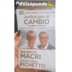 Los votos de More y Jorge Rial