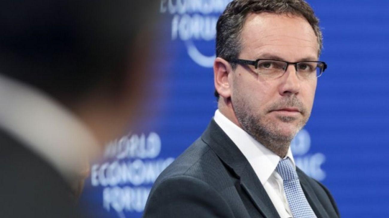 El presidente del Banco Central de la República Argentina, Guido Sandleris.