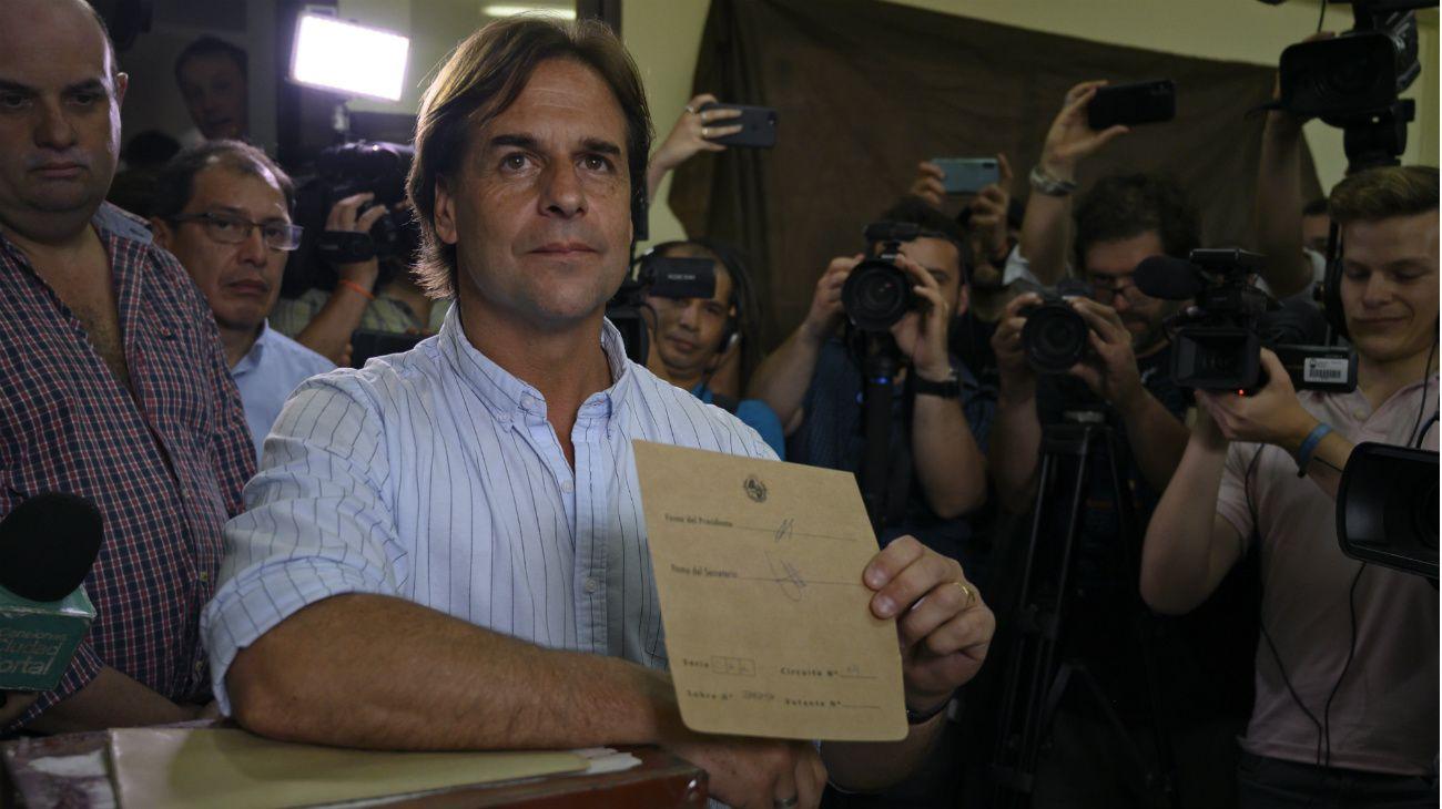 URUGUAY, ELECCIONES 2019