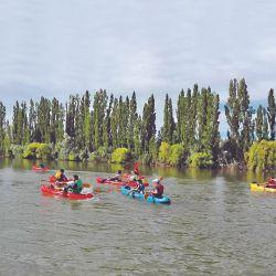 El carrovelismo y los deportes en el agua se practican todo el año.