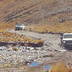 Nos fuimos en una travesía 4x4 a recorrer el farallón de Cabrería, una zona inhóspita de Jujuy.