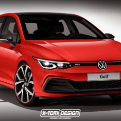 Volkswagen Golf GTI (fuente: X-Tomi Design)