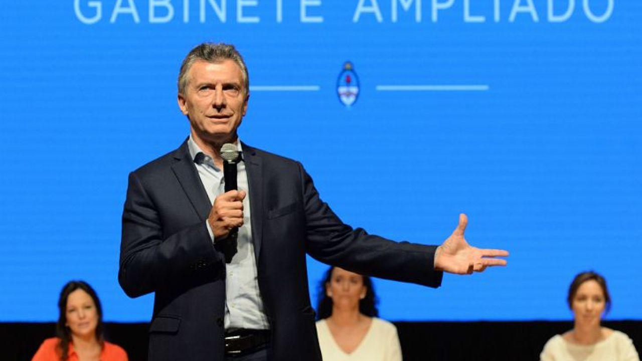 Cuál será el futuro de los ministros de Mauricio Macri | Foto:cedoc