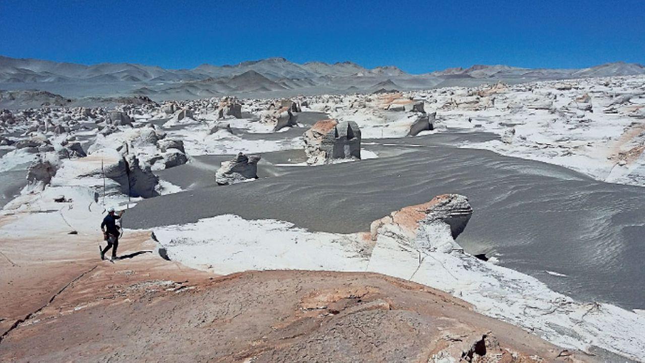 Campo de Piedra Pómez, Catamarca: como un mar congelado en piedra pómez, este paraje asombra y fascina a turistas extranjeros y locales por igual. | Foto:cedoc