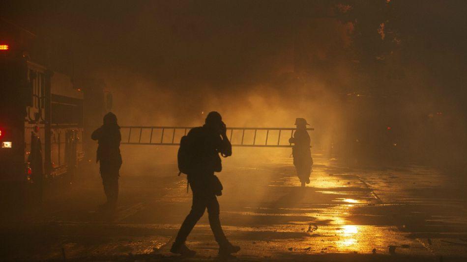 protestas crisis en chile