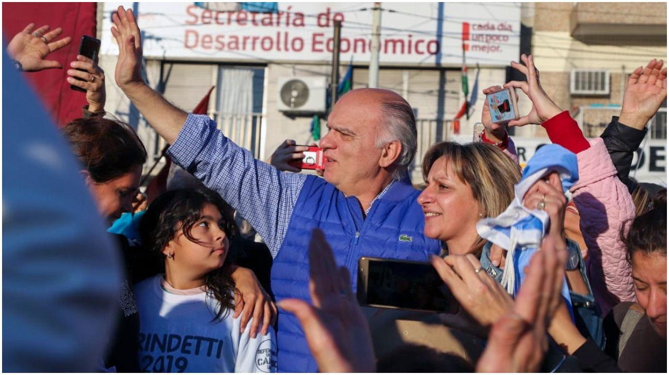 """Néstor Grindetti: """"Si Vidal desdoblaba elecciones le podría haber ido muy bien"""""""