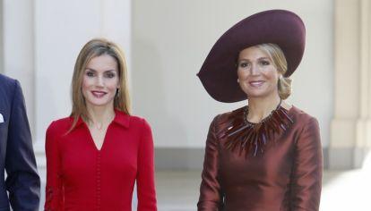 Máxima de Holanda gana 10 veces más que Letizia Ortiz, así son sus ingresos