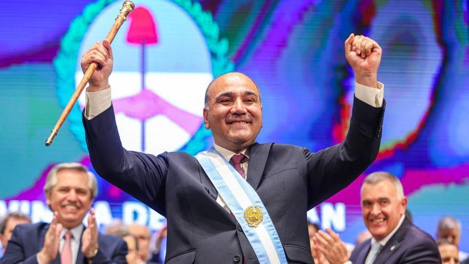 Juan Manzur Gobernador 20191029