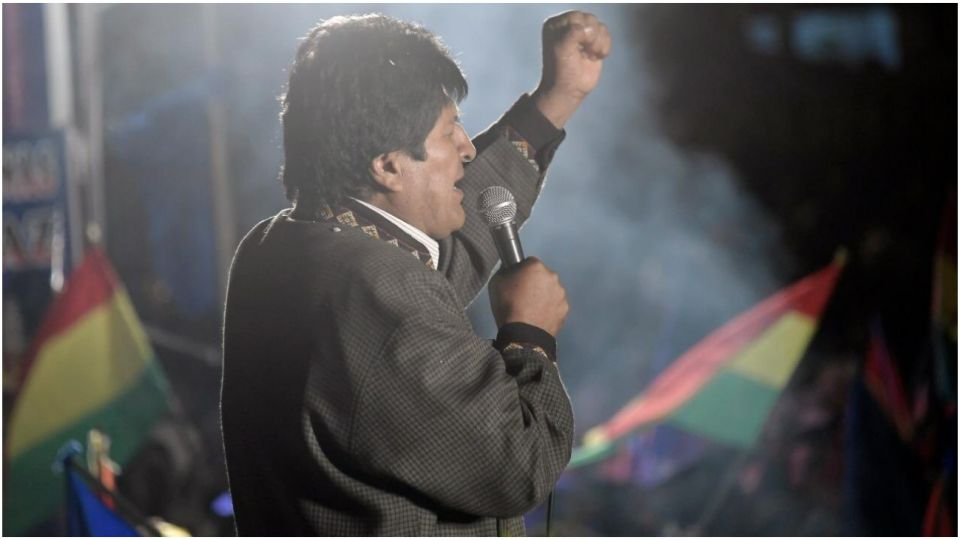Elecciones en Bolivia: Evo Morales