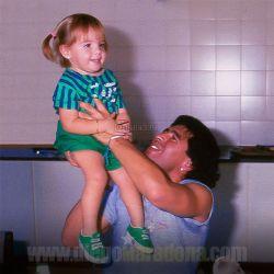 25 grandes fotos para celebrar el cumpleaños de Diego Maradona