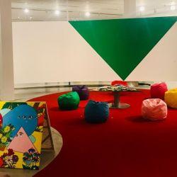 Ternura y política en el Museo de Arte Moderno