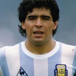 Diego Maradona | Foto:Cedoc