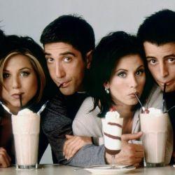 El elenco de Friends podría realizar un nuevo proyecto