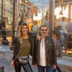 La mini Luna de Miel de Paula Morales y Fabián Vena en Madrid