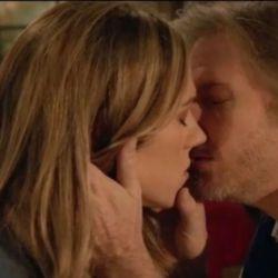El beso en Pequeña Victoria