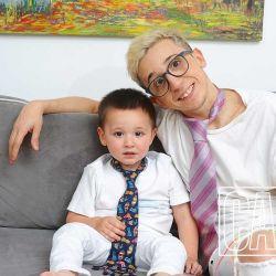 """Rodrigo Noya habló del carácter de su hijo """"Bautista es muy posesivo"""""""