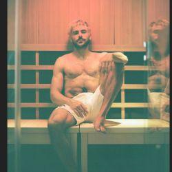 Zac Efron más sensual que nunca