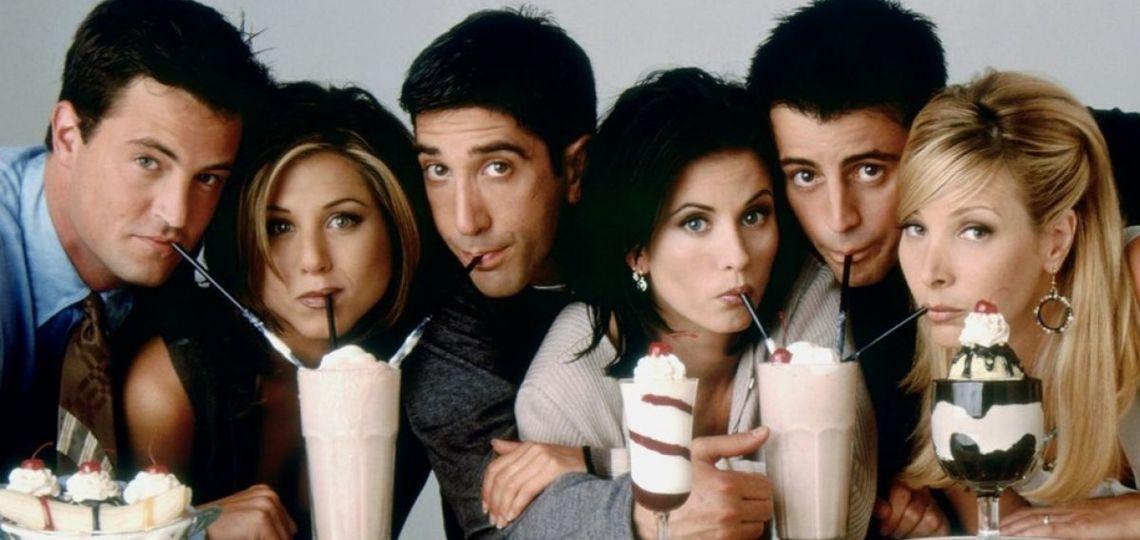 Los protagonistas de Friends tendrán un nuevo proyecto juntos