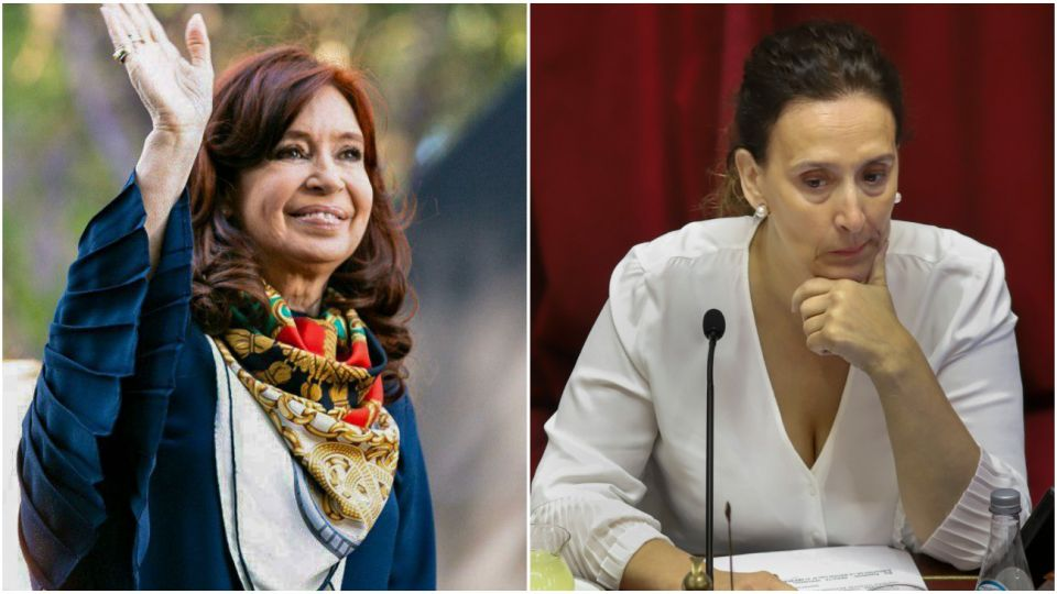 Cristina Kirchner y Gabriela Michetti se reúnen a partir de mañana.