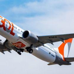 La aerolínea Gol cuenta con vuelos directos desde Buenos Aires, Rosario, Córdoba y Mendoza.