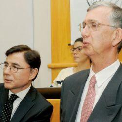 Jorge Fontevecchia y Sergio Danese | Foto:Marcelo Escayola