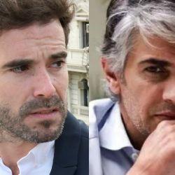 Nico Cabré y Pablo Echarri
