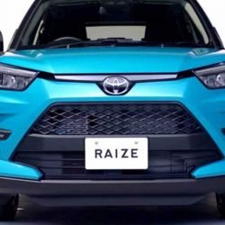 Toyota Raize.