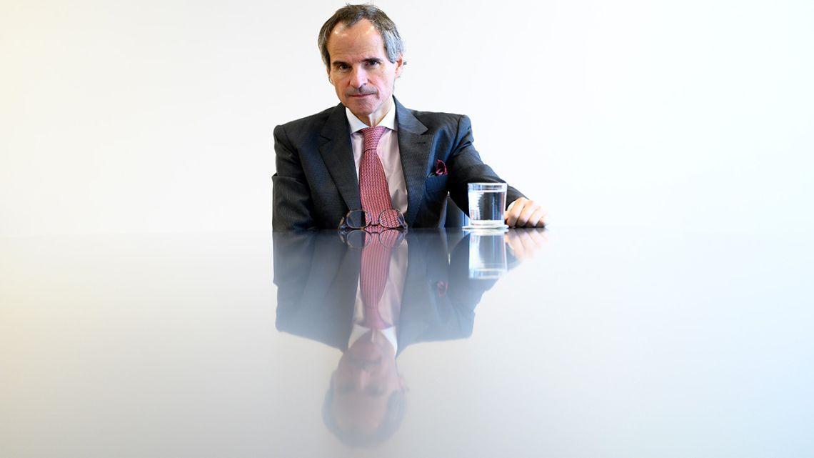 Rafael Mariano Grossi.