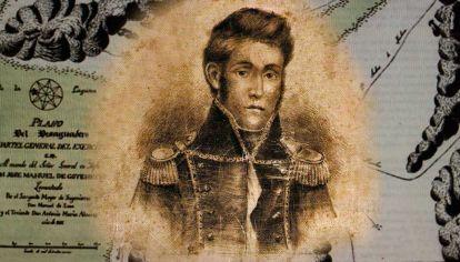 Teniente Coronel Felipe Antonio Pereyra de Lucena.