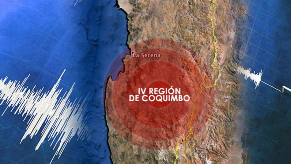 El temblor en Chile de este 31 de octubre de 2019 no provocó daños.