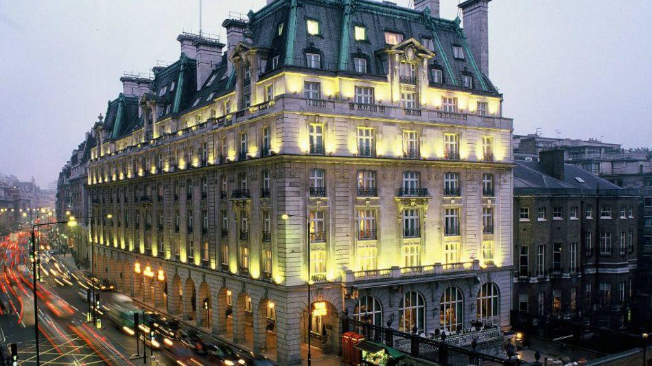 Ritz, en Londres.
